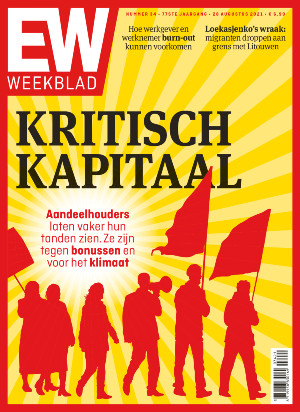Elsevier Weekblad cover