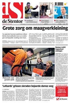 De Stentor cover