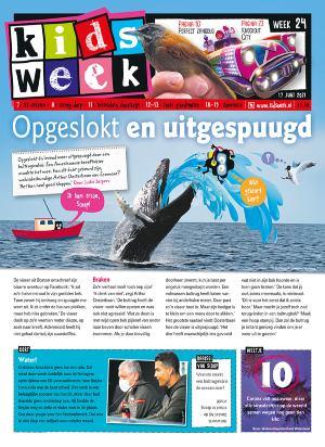 Kidsweek cover