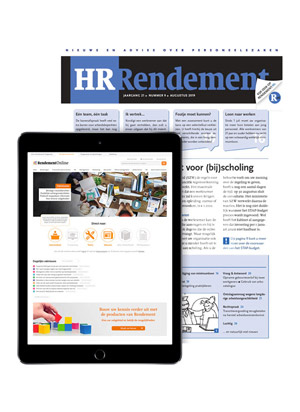 HR Rendement  cover