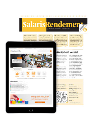 Salaris Rendement  cover