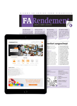 FA Rendement  cover