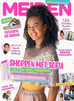 Abonnement en aanbiedingen op het maandelijkse blad MEIDEN Magazine
