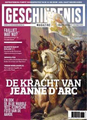 Geschiedenis Magazine cover