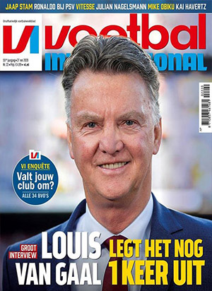 Voetbal International (VI) cover