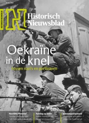 Historisch Nieuwsblad  cover