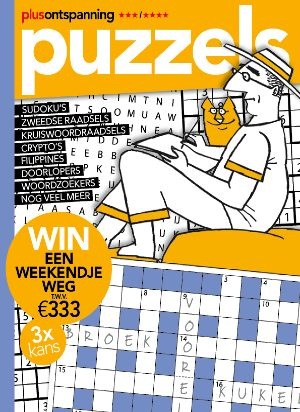 Plus Puzzels  cover