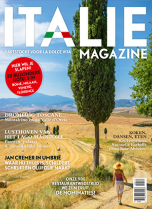 Italie Magazine cover