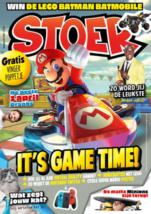 STOER! cover