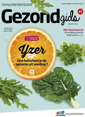 Gezondgids cover