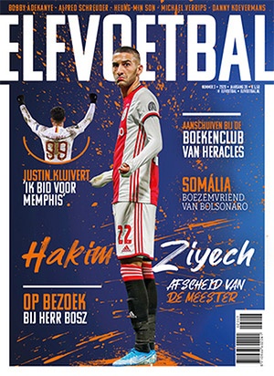 ELF Voetbal cover