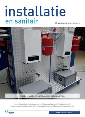 Installatie en Sanitair cover