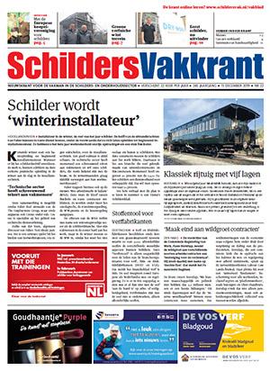 SchildersVakkrant cover