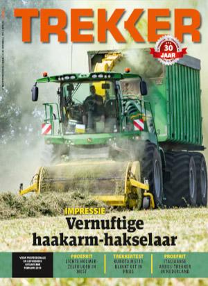 TREKKER Magazine  cover