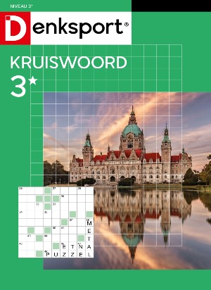 Kruiswoord 3*