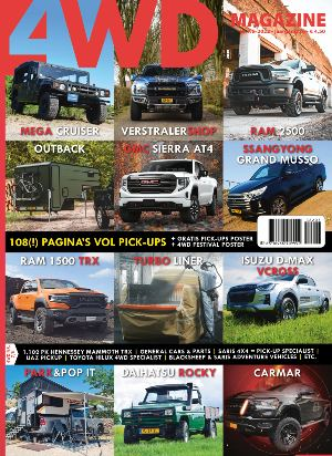 4WD Magazine cover