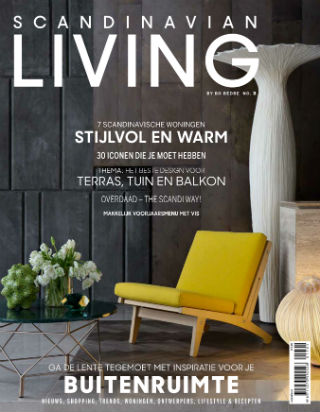 Scandinavian Living cover