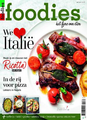 foodies  cover