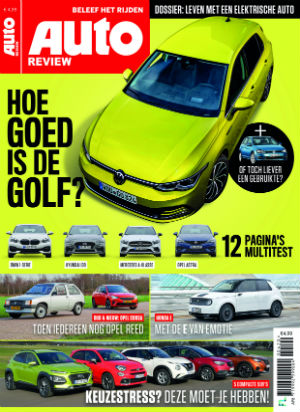 Auto Review cover