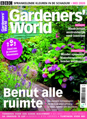 Gardeners World  cover