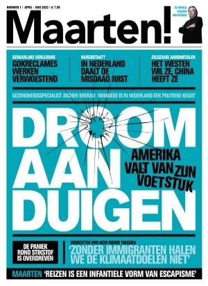 Maarten! cover
