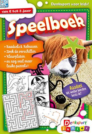 Speelboek kids  cover