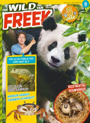 Wild van Freek  cover