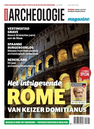 Archeologie Magazine  cover