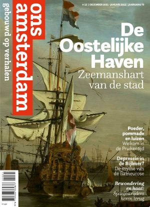 Ons Amsterdam cover