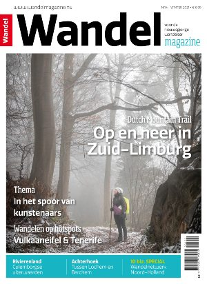 Wandel Magazine  cover