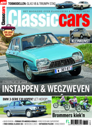 Classic Cars cover