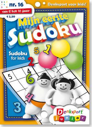 Mijn eerste Sudoku