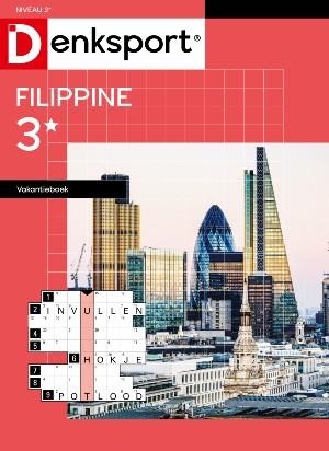 Filippine 3* vakantieboek cover