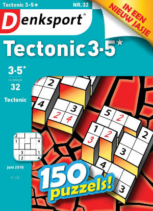 Tectonic 3-5* kampioen