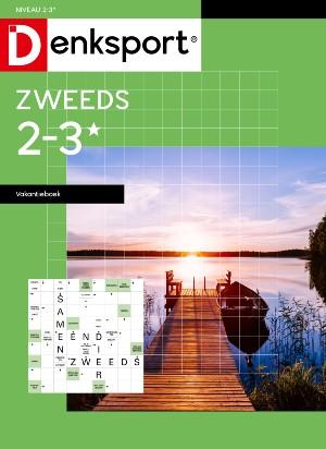 Zweeds 2-3* vakantieboek cover