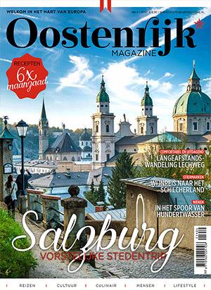 Oostenrijk Magazine  cover