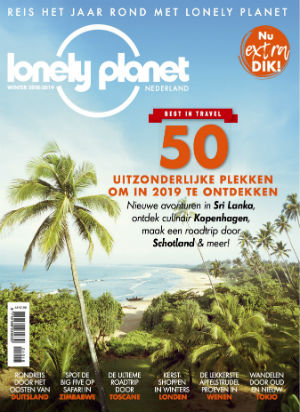 Lonely Planet  cover
