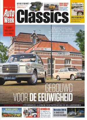 Autoweek Classics cover