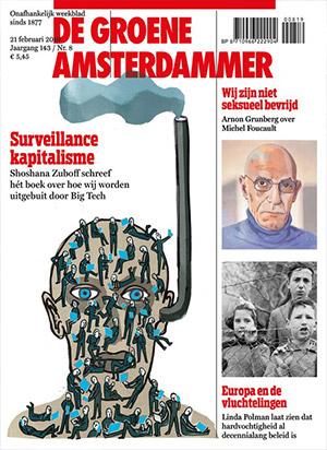 De Groene Amsterdammer  cover