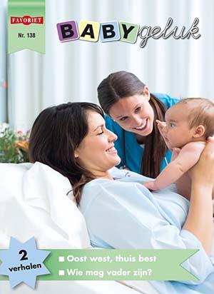 Abonnement en aanbiedingen op het blad babygeluk