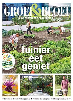 Abonnement en aanbiedingen op het blad Groei & Bloei
