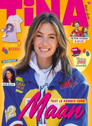 Tina  cover