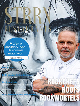 STRRN Magazine cover