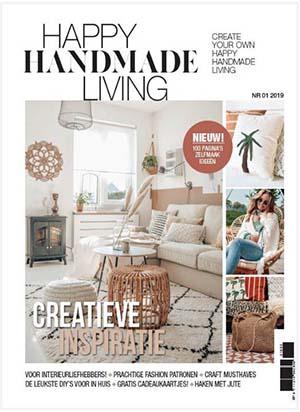 Happy   Handmade Living cover