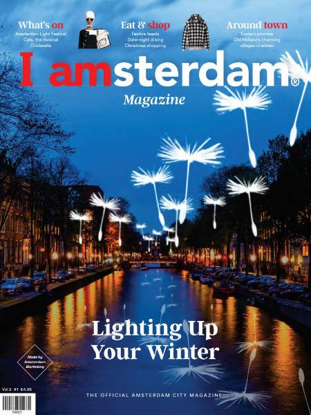 Abonnement en aanbieding op het I amsterdam Magazine