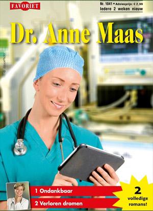 Dr. Anne Maas cover