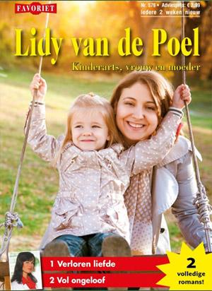 Abonnement en aanbieding op het blad Lidy van de Poel