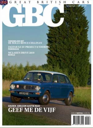 Great British Cars cover