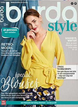 Burda Style cover