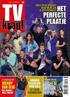 TV Krant cover